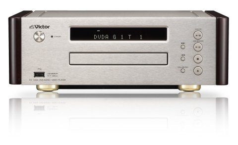 Victor XV-A300 DVD-Audio/Video player
