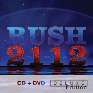 Rush 2112 CD + DVD-Audio
