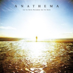 "Anathema - ""We're Here because we're here"" incl 5.1 DVD-Audio"