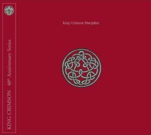 King Crimson - Discipline 40th anniversary edition CD+DVD-Audio