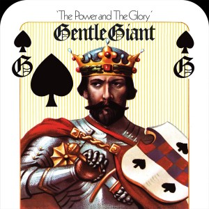 Gentle Giant - The Power and the Glory - CD+DVDA/BD