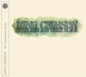 King Crimson - Starless and Bible Black 40th anniversary edition CD+DVD-Audio